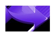 Arrow - Purple
