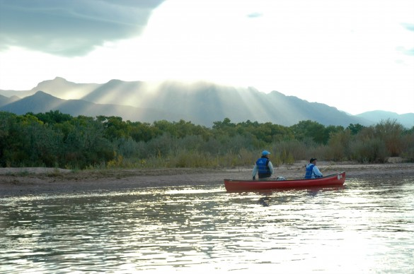 Rio Grande Canoe