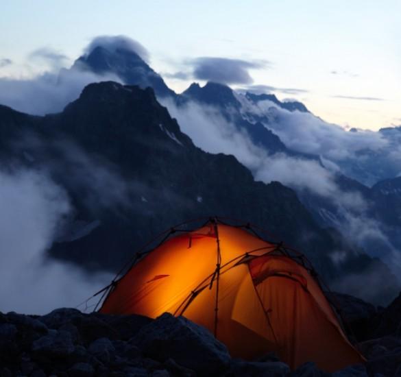 Tent iStock