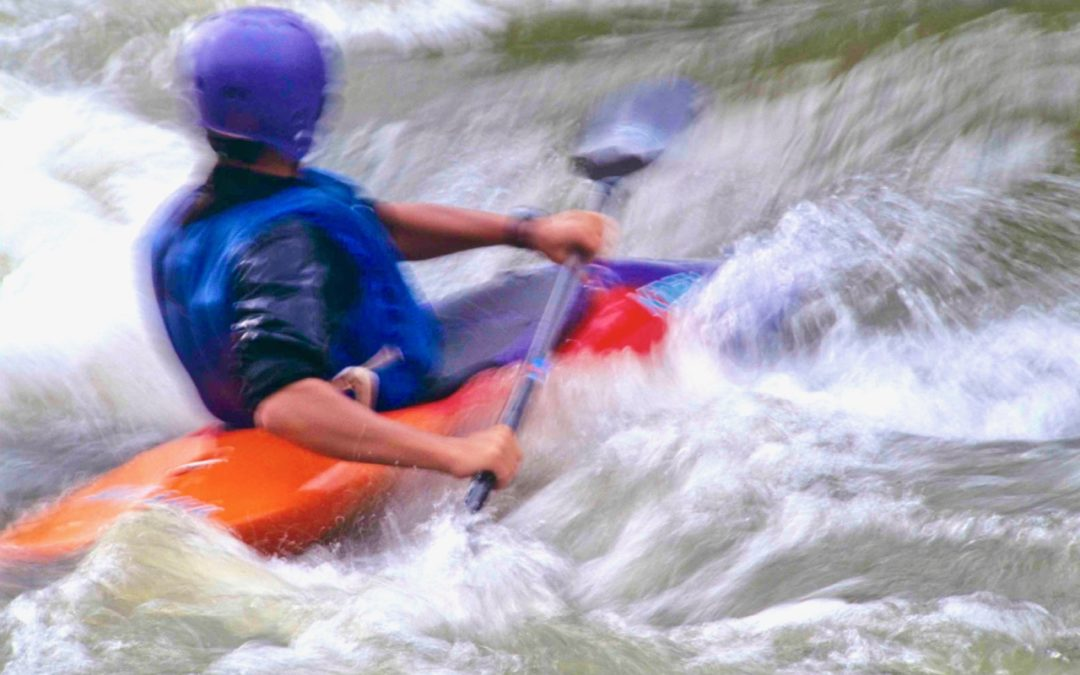 Paddling the Rapids of the Subtle Realms